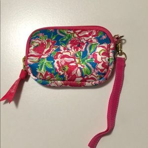 Lilly Pulitzer Wristlet style wallet